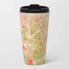 Poppies 02 Travel Mug