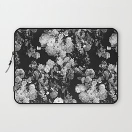 Through The Flowers // Floral Collage Laptop Sleeve