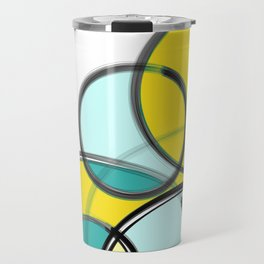 Collapsed Venn Travel Mug