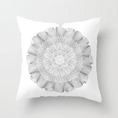 Spirobling XII Throw Pillow