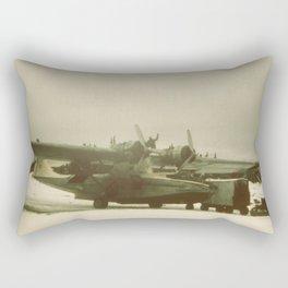 Supply Run Rectangular Pillow