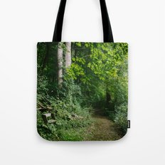 Relaxing in the Woods // Ohio Tote Bag