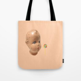 Baby doll :) Tote Bag