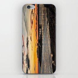Birnbeck Pier and island Weston-super-Mare iPhone Skin