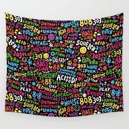 Acid! Wall Tapestry