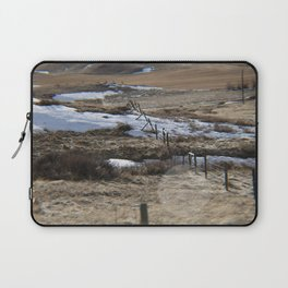Lower River Road Laptop Sleeve