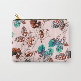 leave and branch Carry-All Pouch