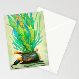 Feathered Tethridon Stationery Cards
