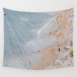 summer beach xlii Wall Tapestry