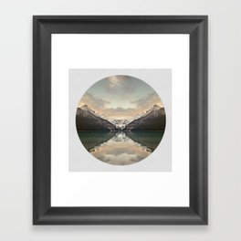 Escaping Reality Framed Art Print
