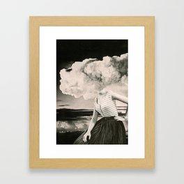 Hydrogen Age Framed Art Print