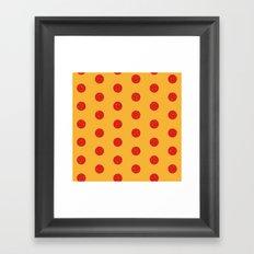 Pepperoh...my Framed Art Print
