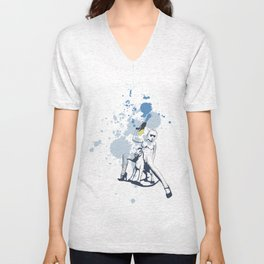 Scout Squirt Unisex V-Neck