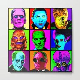 Universal Warhol Metal Print