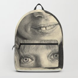 pattie boyd Backpack