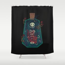 Toxic Shower Curtain