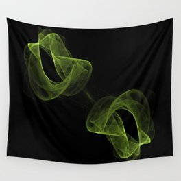 Fractal Abstract 27 Wall Tapestry