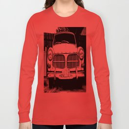 Old Volvo Long Sleeve T-shirt