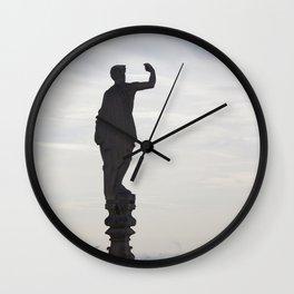 Atop the Duomo Wall Clock