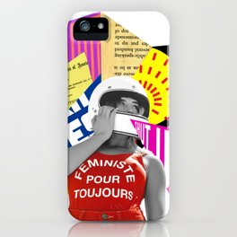 Yes iPhone Case