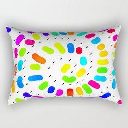 Circular  21 Rectangular Pillow