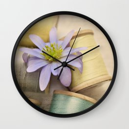 Fresh colors Wall Clock