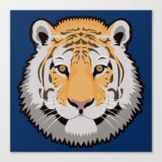The Wild Ones: Siberian Tiger Canvas Print