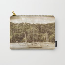Smooth Sailing - Nostalgic Carry-All Pouch