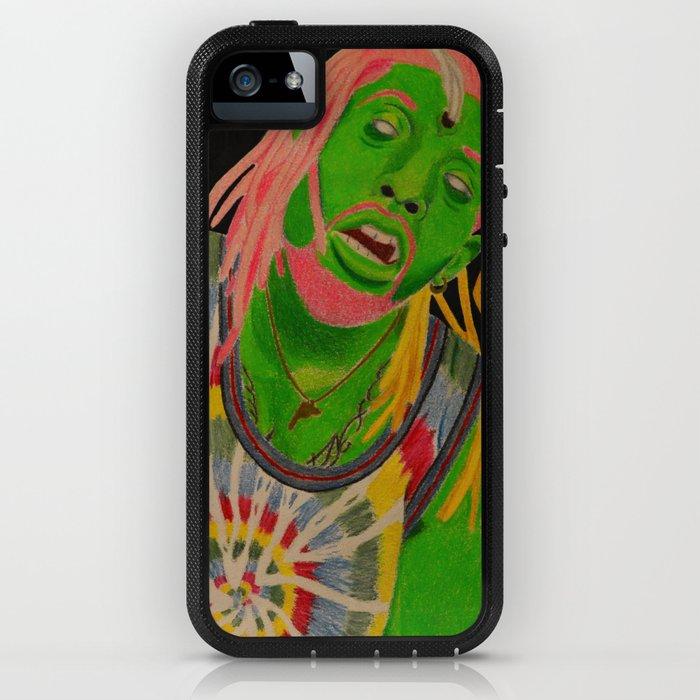 The Dark One iPhone Case