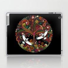 tree of life black Laptop & iPad Skin
