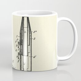 Fire Hose-1900 Coffee Mug