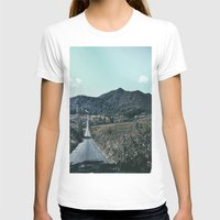 never stop exploring T-shirts featuring Never Stop Exploring by Lindsaycarvalho