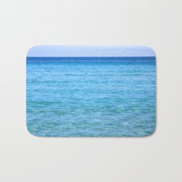 Crystal Sea Bath Mat