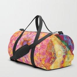 Mandalas from the Depth of Love 24 Duffle Bag