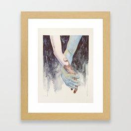 Exchange- All of You For All of Me pt. 3 Framed Art Print