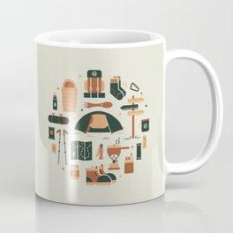 Thru Hiker Coffee Mug