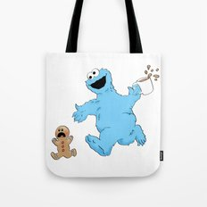 Well, he better be right. Tote Bag