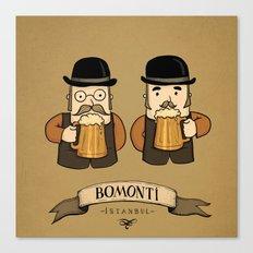 Bomonti, Istanbul Canvas Print