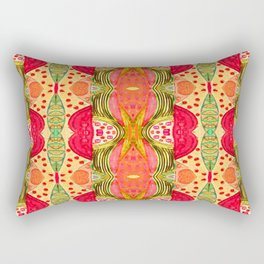 Birdseye view of loveliness  Rectangular Pillow