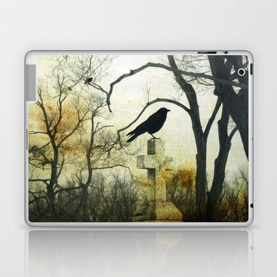 Cross Perch Laptop & iPad Skin