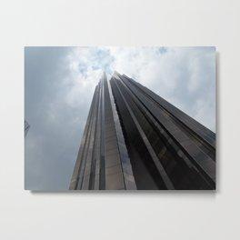 Trump Tower, New York City, USA, Skyward view Metal Print