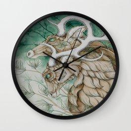Symbiotic Wall Clock