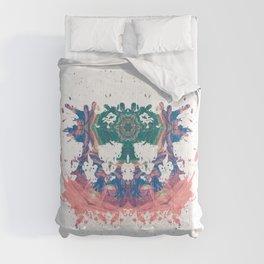 Inkdala VII Psychology Art Comforters