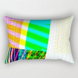 GLITCH_0014_1 Rectangular Pillow