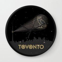 New Toronto Wall Clock