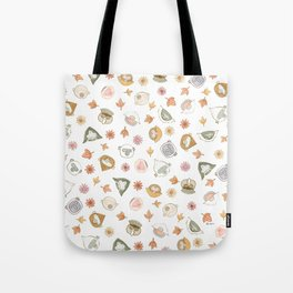 primates Tote Bag