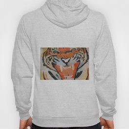 Tiger Collage Hoody
