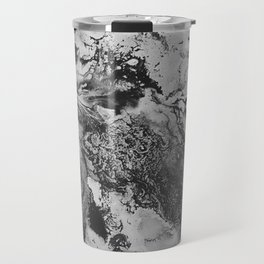White: Paint Travel Mug