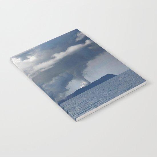 AMAZING CLOUD DUVET COVER Notebook