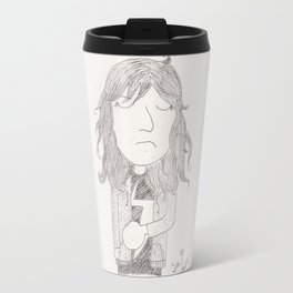 Kamala Khan - blustery days Travel Mug